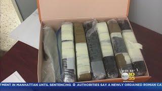 Massive Drug Bust In Upper West Side Apartment