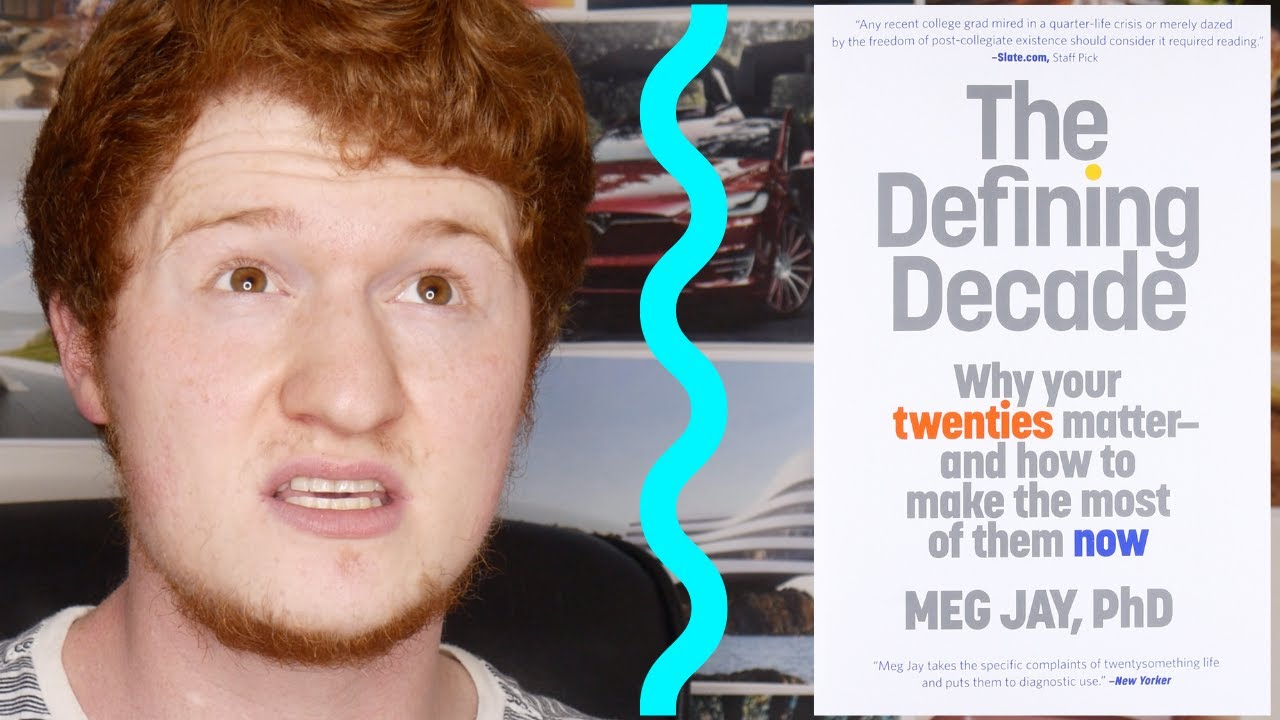 """The Defining Decade"" by Meg Jay 
