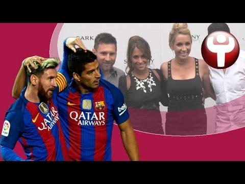 Así vivieron Messi y Suárez el Celta-Madrid