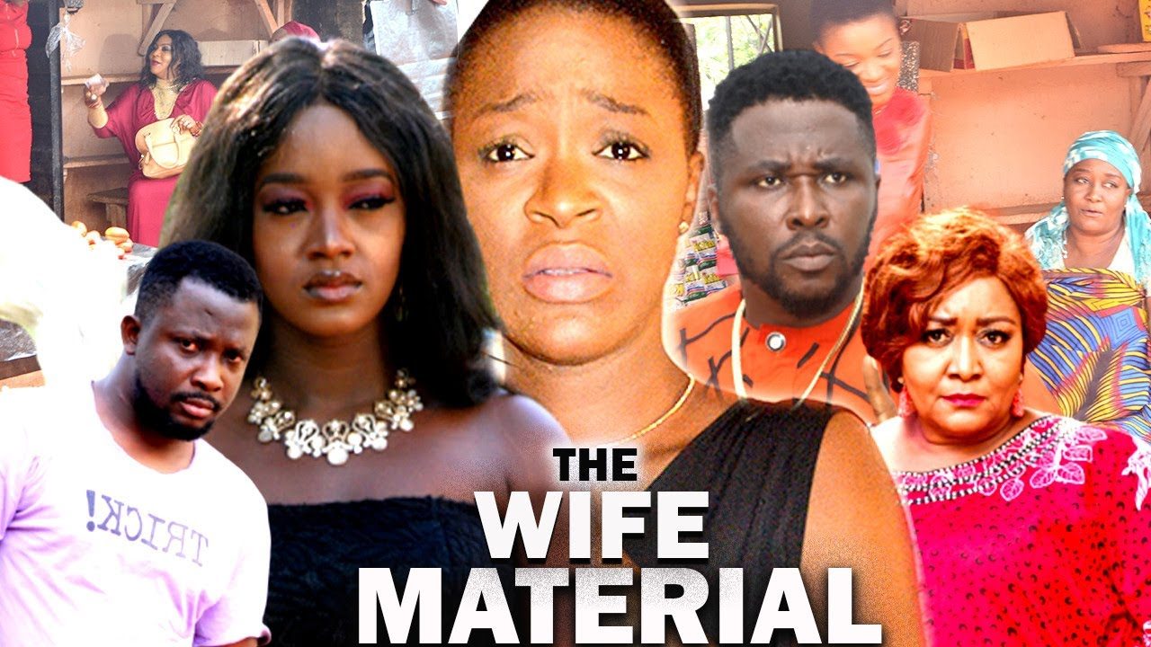 Download THE WIFE MATERIAL (NEW LUCHI DONALD MOVIE) CHACHA EKE - 2021 LATEST NIGERIAN MOVIES/ NOLLYWOOD
