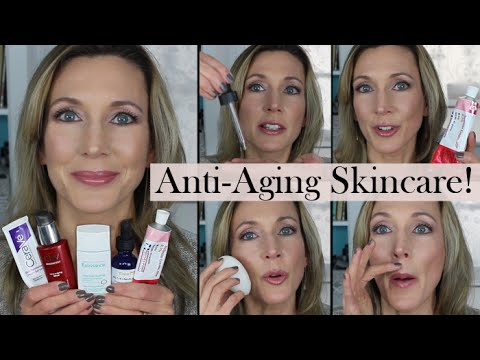 My Anti-Aging Skincare Routine! Tips for Younger Looking Ski