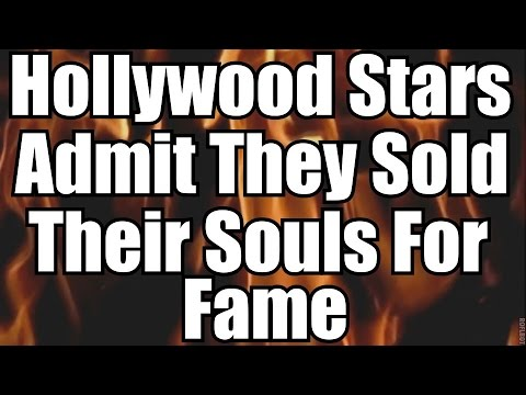 Hollywood Stars Admit They Sold Their Soul for Fame - Part 1