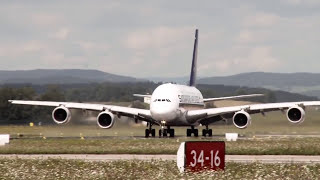 Zurich Airport - Summer Time (Aviation Tribute)