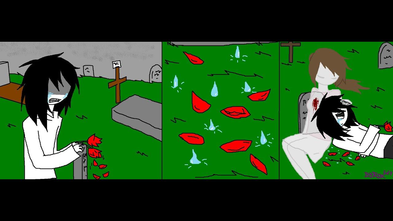 Jeff The Killer Extraña a Su madre. - YouTube