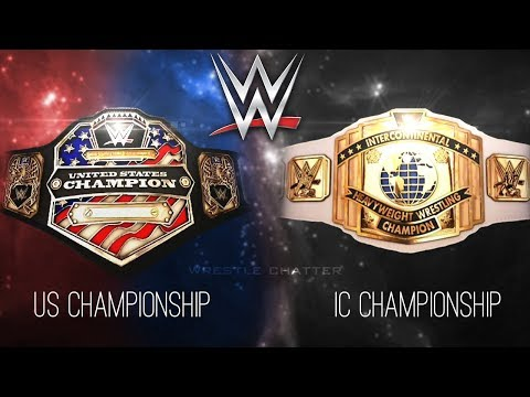 IC Title Vs US Title ? Which Title is More Powerful ? Intercontinental Vs United States Championship