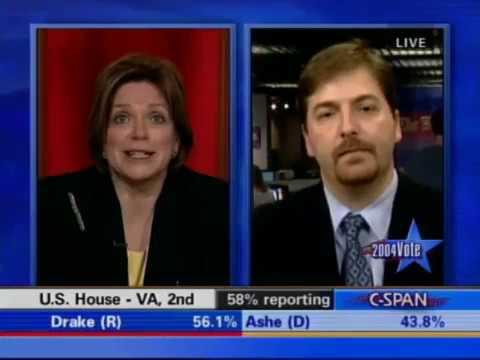 2004 CSPAN Election Night Coverage
