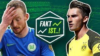 Fakt ist..! Absteiger: HSV, Wolfsburg? Europa: BVB, TSG, RBL? Bundesliga Vorschau 34. Spieltag 17/18