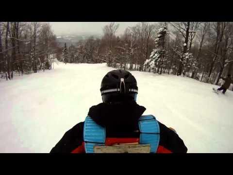 Burke Mountain Update Feb 4-6 2011