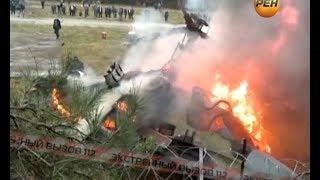 Крушение вертолета КА-52. Эксклюзивное интервью с пилотами. РЕН ТВ