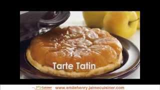La tarte Tatin par EMILE HENRY