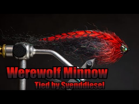 The WereWolf Minnow Fly Pattern Tutorial thumbnail