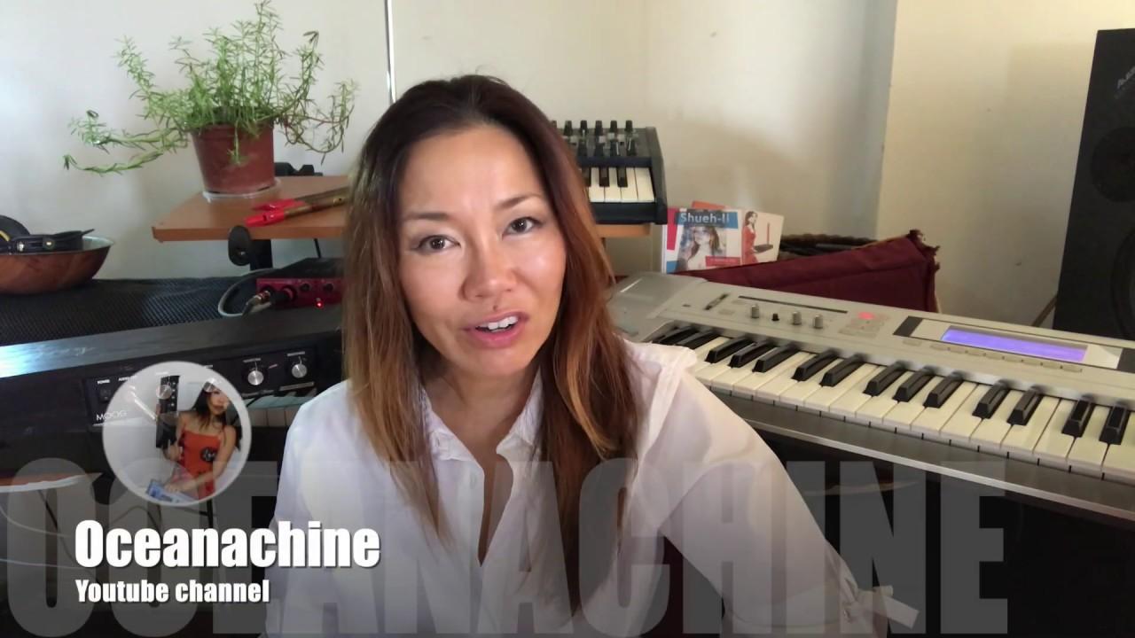"Shueh-li Ong: YT Channel ""Oceanachine"" ID 2020 - YouTube"