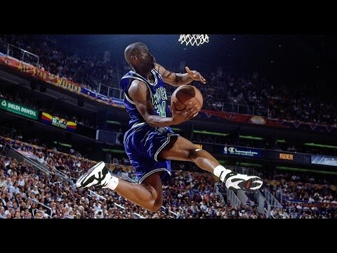 Slam Dunk Contest - 1995