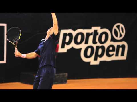 Porto Open 2015 - Flash Interview com João Domingues (semifinal)