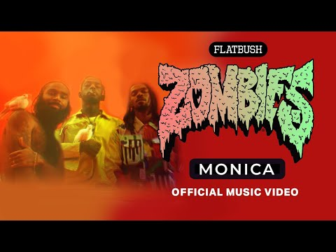 Flatbush Zombies Ft. Tech N9Ne - Monica