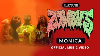 "Flatbush ZOMBiES - ""Monica"" (ft. Tech N9ne) Prod. The Architect"