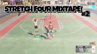 """ Cross Me "" Pure Stretch Four Mixtape 🐍 | NBA 2k19"