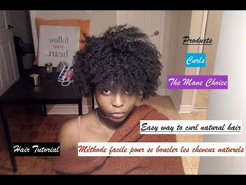 flat twist out comment facilement se boucler les cheveux youtube. Black Bedroom Furniture Sets. Home Design Ideas