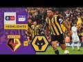 Watford 3-2 Wolves | FA Cup Match Highlights