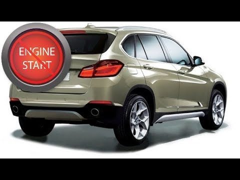 Bmw X1 X5 And X6 Open Start The Latest Suvs With Dead Key Fob Batteries Hidden Holes
