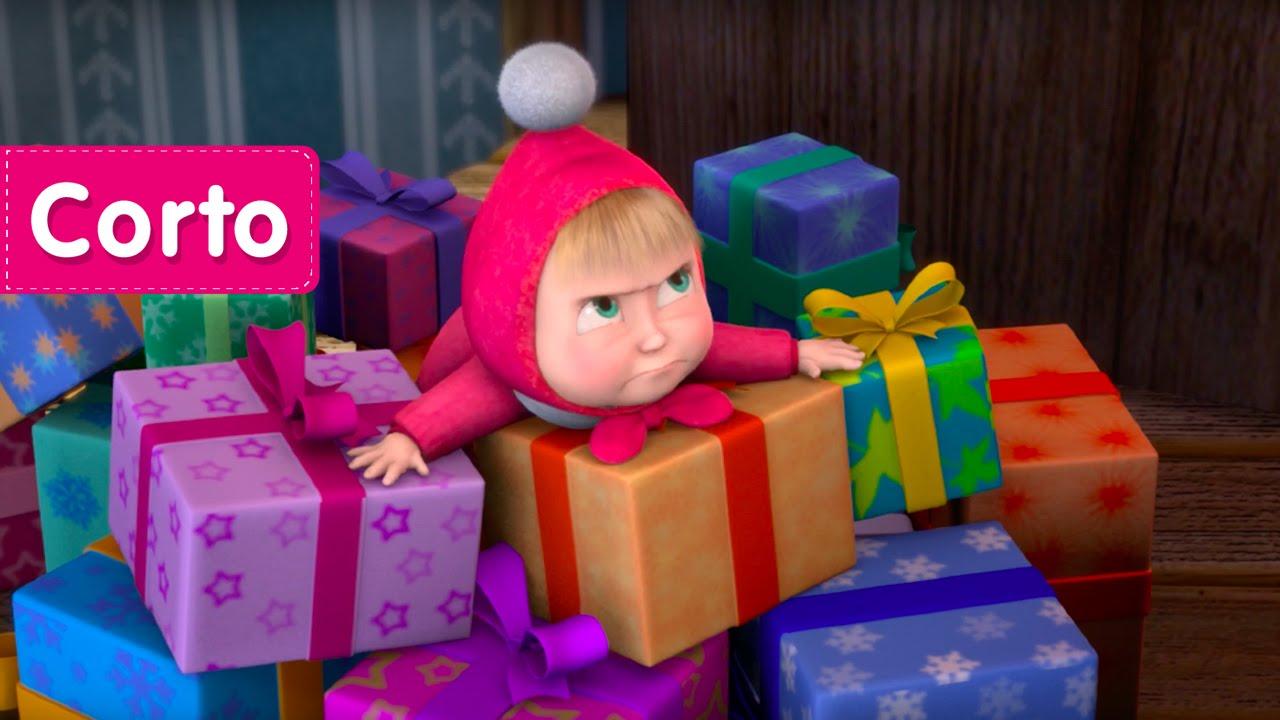 Masha y el Oso - Navidad Iluminada (¿Nada de esto es para mí?)