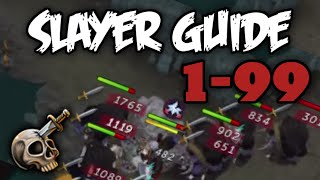 1-99 Slayer Guide UPDATED Runescape 2015 - Best Tasks | Money Making