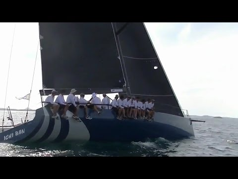 World on Water April 22.16 Sailing TV News.St Barth, Port Stephems, Seattle  New York .. more