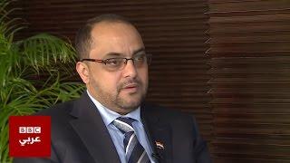 ياسر العواضي الأمين العام المساعد لحزب المؤتمر الشعبي العام في اليمن
