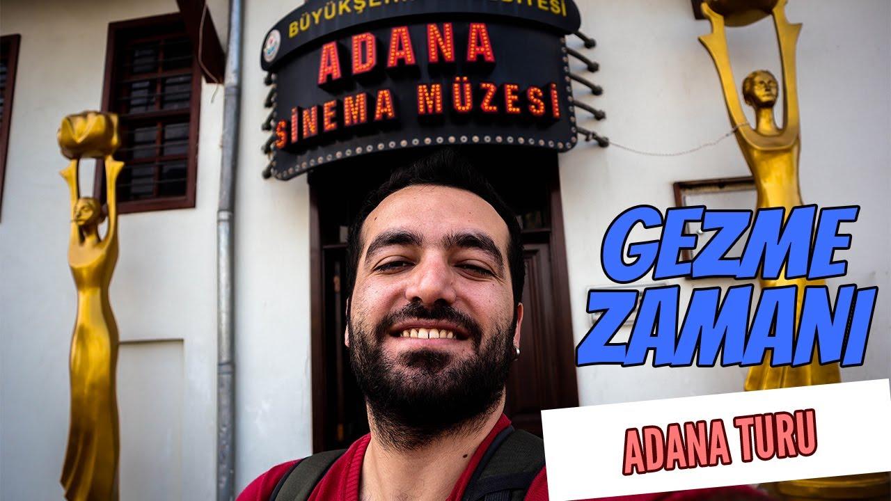 Günübirlik Adana Turu Yapıyoruz - Kısıtlı Vakitte Adana Nasıl Gezilebilir