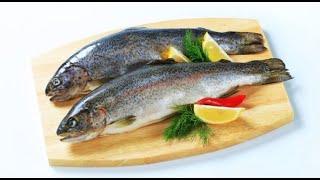 Как приготовить форель в духовке чтобы рыба получилась сочной и вкусной Простые рецепты