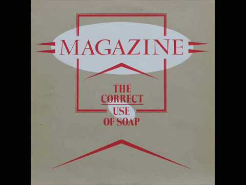 Magazine: Because You're Frightened