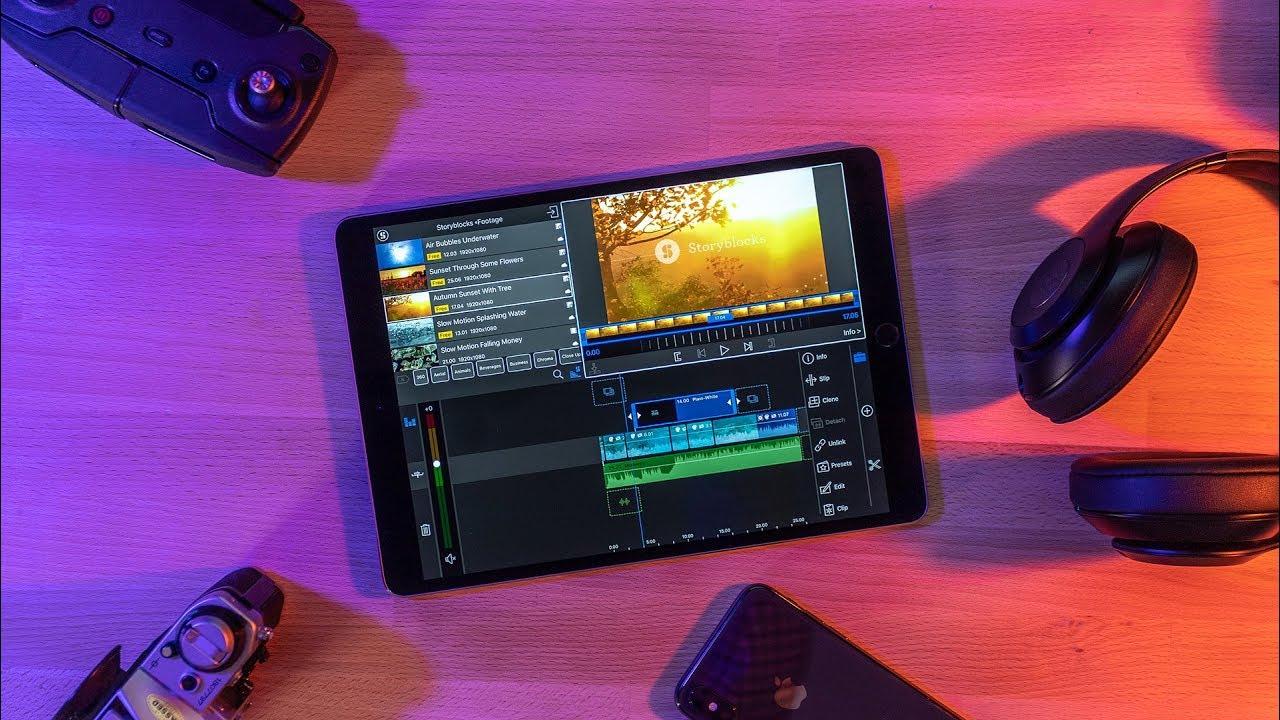 lumafusionipad_LumaFusionUPDATE1.7!NewFeaturesWhatismissing!iPadProEditing-YouTube