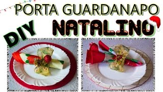 DIY - PORTA GUARDANAPO NATALINO