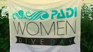Padi Women Dive Day 2017