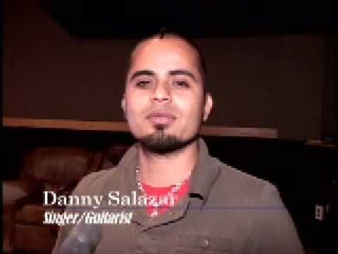 BUILDING LIVES Danny Salazar interview @ The Sound Kitchen