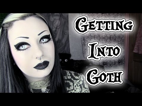 Getting Into Goth - Where To Start | Toxic Tears