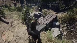 Dynamite arrows recipe rdr2 location quick