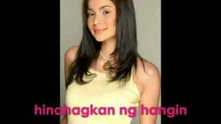 Himig ng Pag-big by Yeng Constantino w/ lyrics (OST Dyosa)
