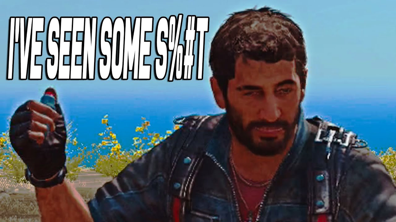 just cause 3 ps4 how to get off boom island