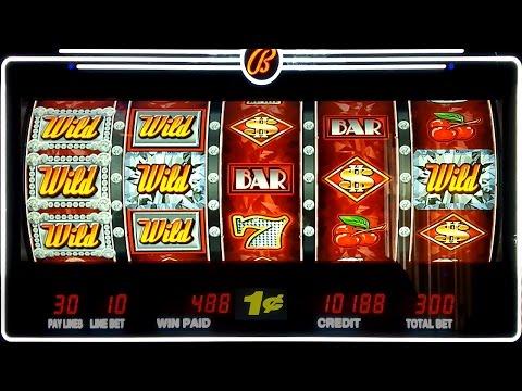 Midnight Diamonds Slot Machine *LIVE PLAY* & Bonuses! (Code Red Slot Clone)