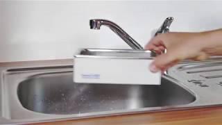 Produktvideo zu Ultraschall-Reinigungsgerät Emmi-05P EMAG