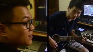 Hoàng Tôn - EM KHÔNG QUAY VỀ (Acoustic cover) - Jay ft Phương Béo