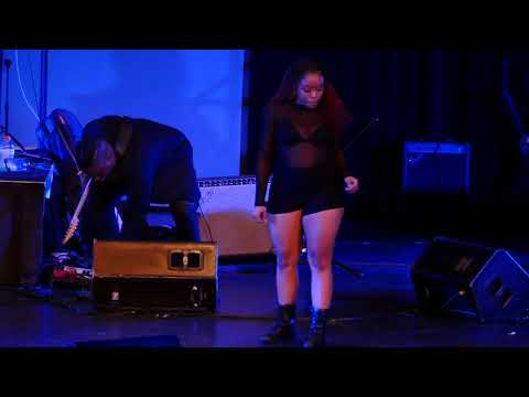 1/13/18 Lacee performed at Halifax Community College