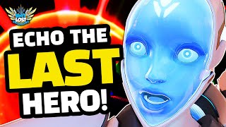 Overwatch - Echo is the FINAL Hero! - But why isn't she support?