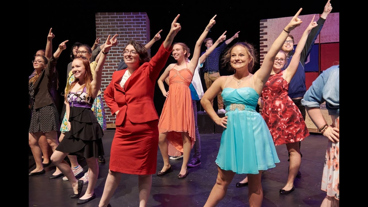 Puberty the Musical at Augustana University (Act 2)