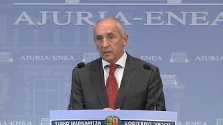 Euskadi retrasa al 25 de mayo la reapertura de las aulas