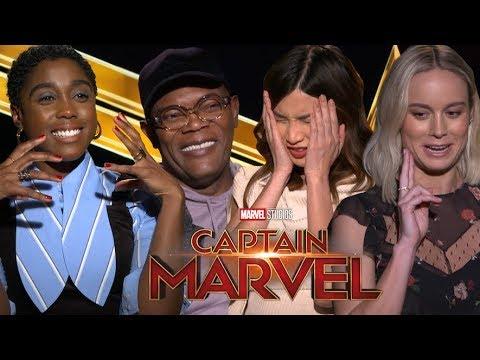 90's Movie Trivia with Captain Marvel Cast Mp3