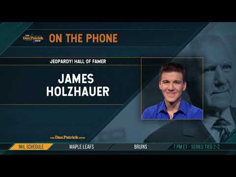 Jeopardy! Champ James Holzhauer Talks Record-Setting Run & More w/Dan Patrick | Full Interview