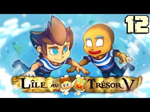 L'ILE AU TRESOR 5 : EXPLOITATION ANIMALE ! #12