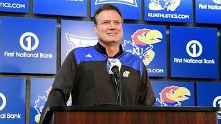 Bill Self Press Conference // Kansas Basketball // 2.11.16